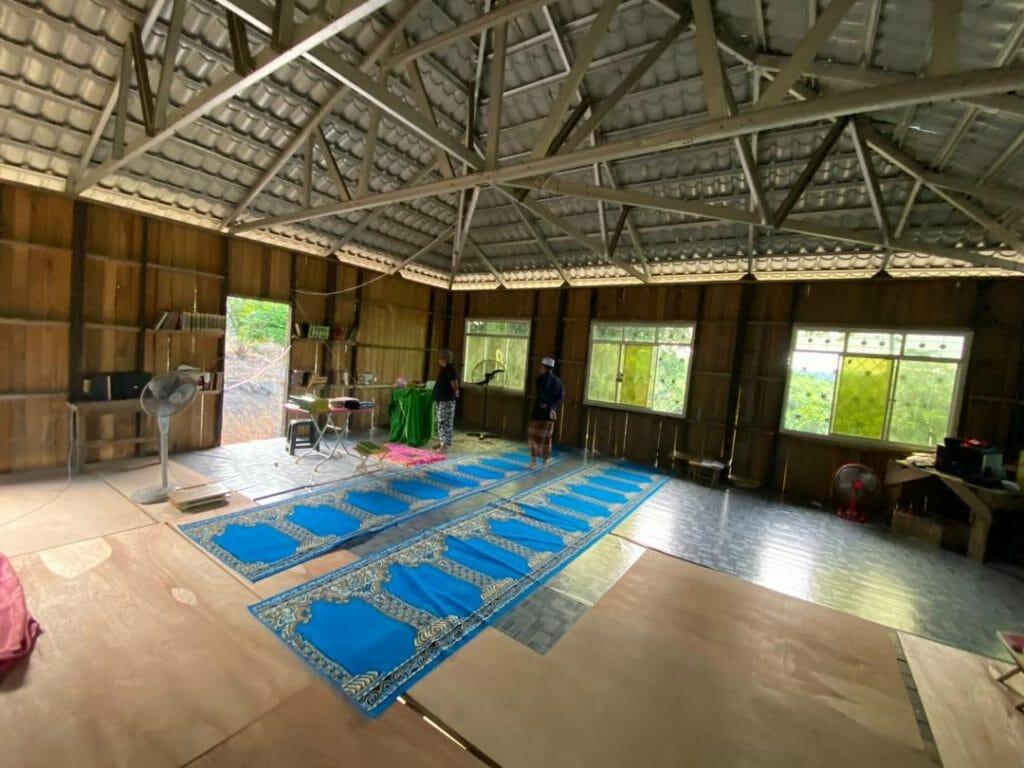 Projek Wakaf Surau Al-Muhsinin Semporna